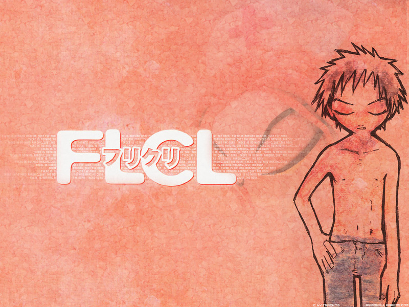 FLCL Anime Wallpaper # 19