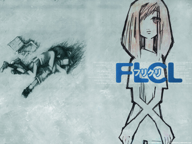 FLCL Anime Wallpaper #20