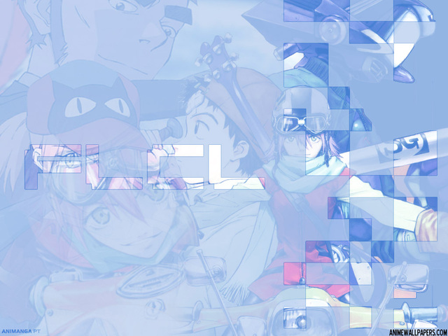 FLCL Anime Wallpaper #23