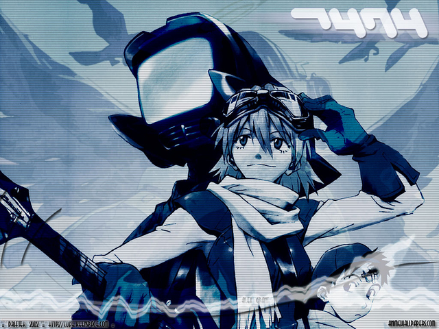 FLCL Anime Wallpaper #26