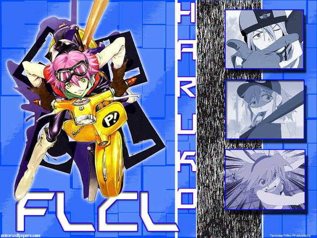 FLCL Anime Wallpaper #27