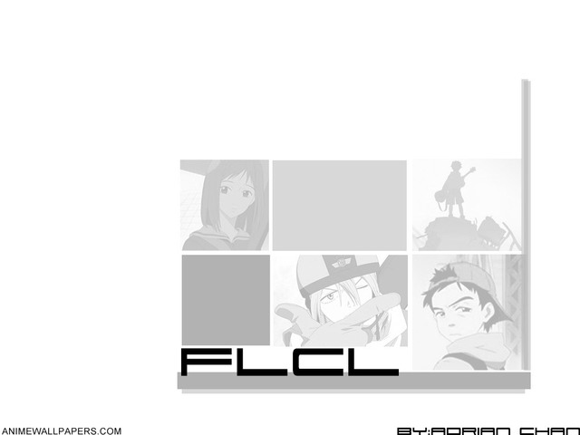 FLCL Anime Wallpaper #30
