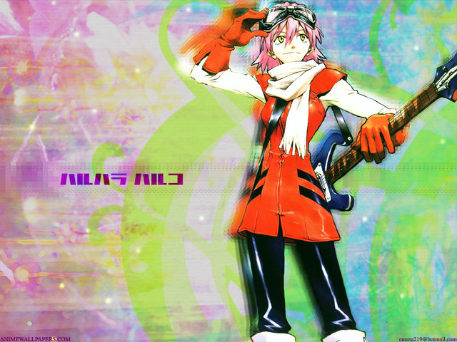 FLCL Anime Wallpaper #33