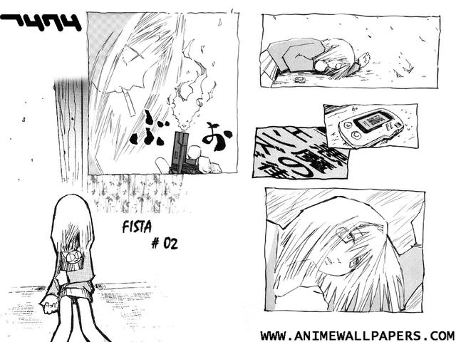 FLCL Anime Wallpaper #39