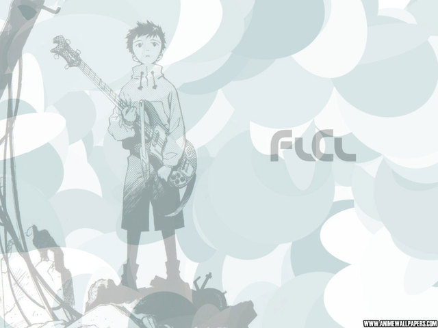FLCL Anime Wallpaper #40