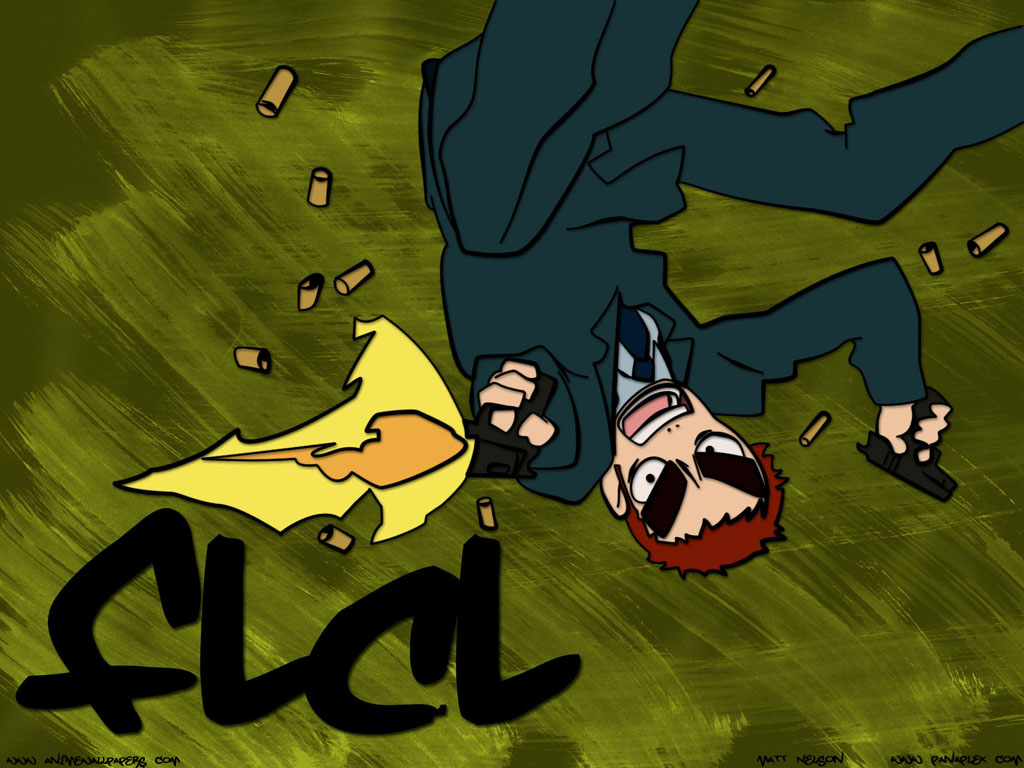 FLCL Anime Wallpaper # 41