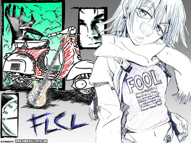 FLCL Anime Wallpaper #48