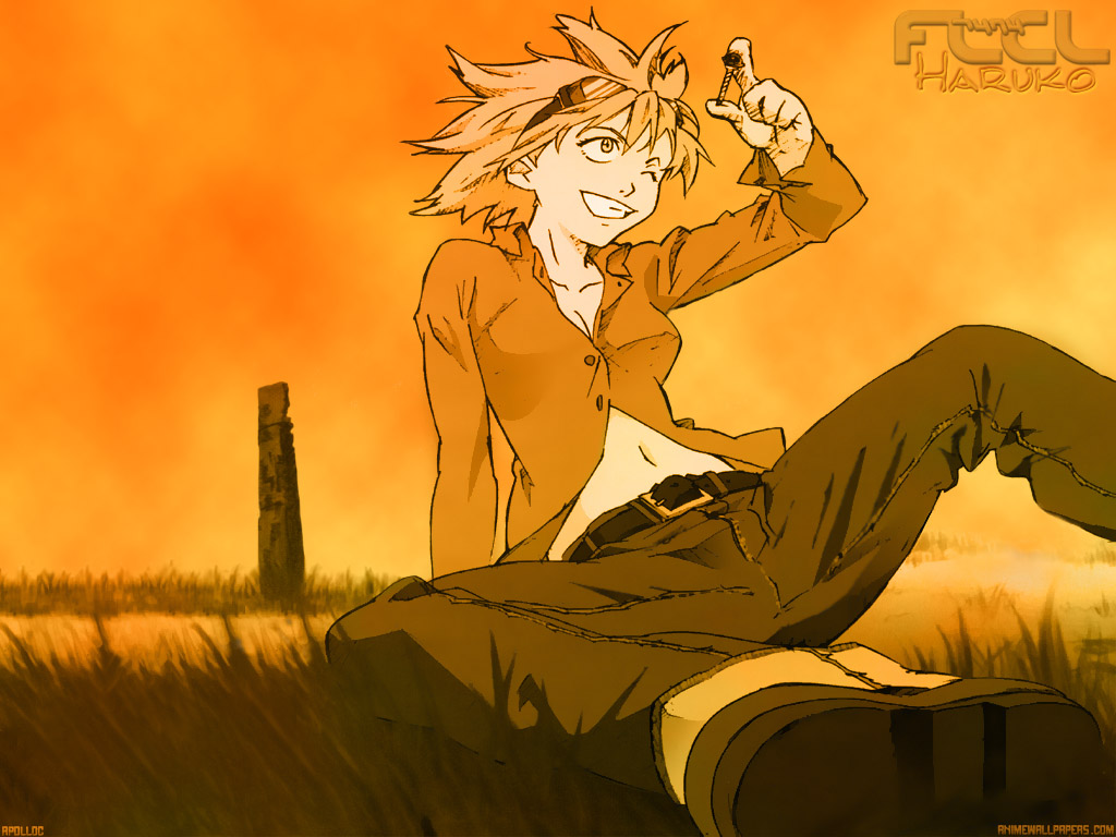 FLCL Anime Wallpaper # 4