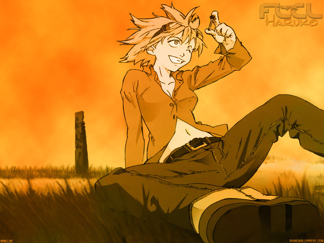 FLCL Anime Wallpaper #4