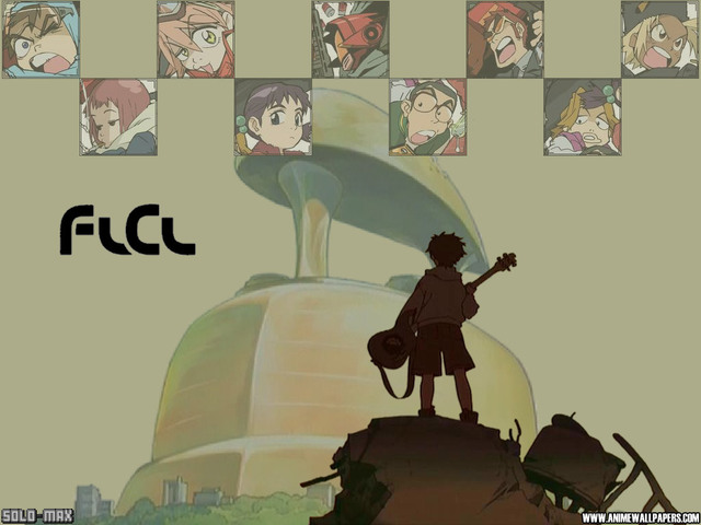 FLCL Anime Wallpaper #50