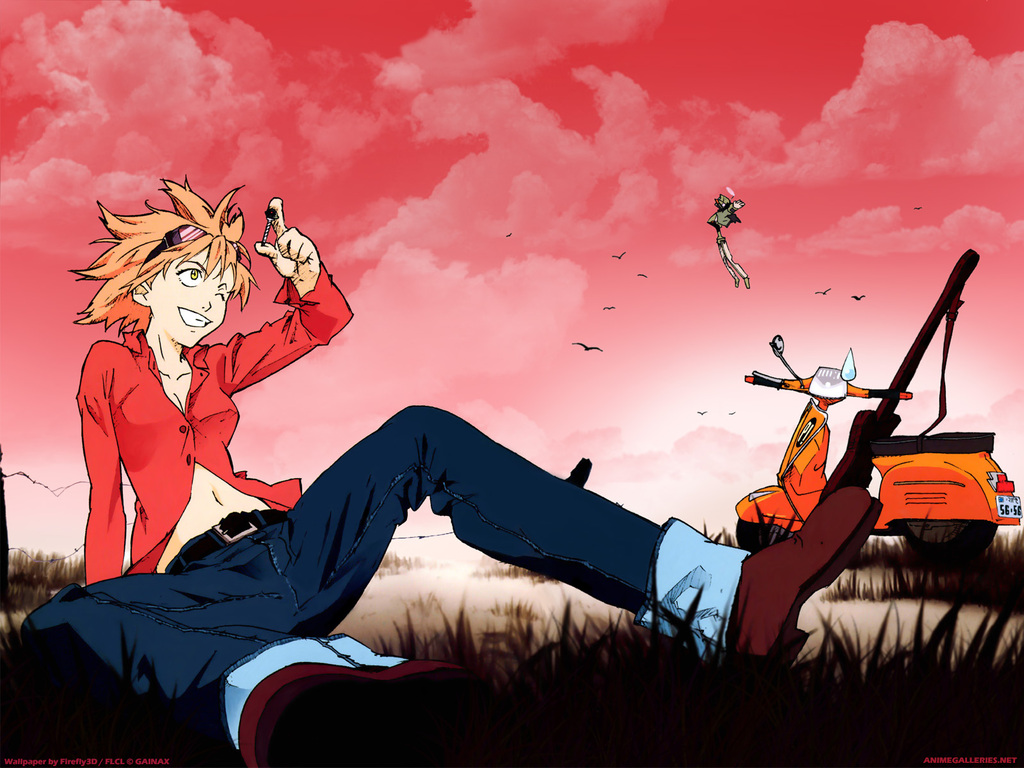 FLCL Anime Wallpaper # 56