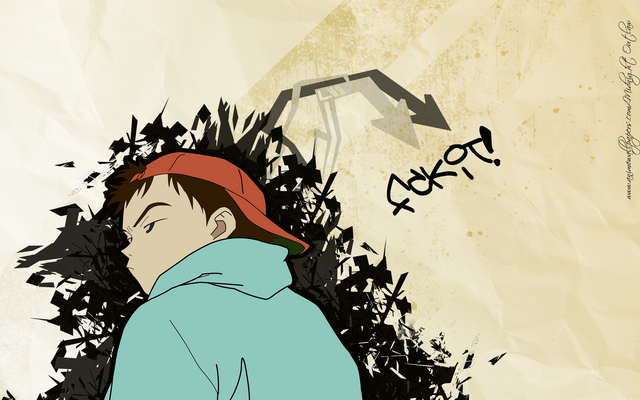FLCL Anime Wallpaper #62