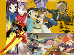 FLCL Anime Wallpaper # 7