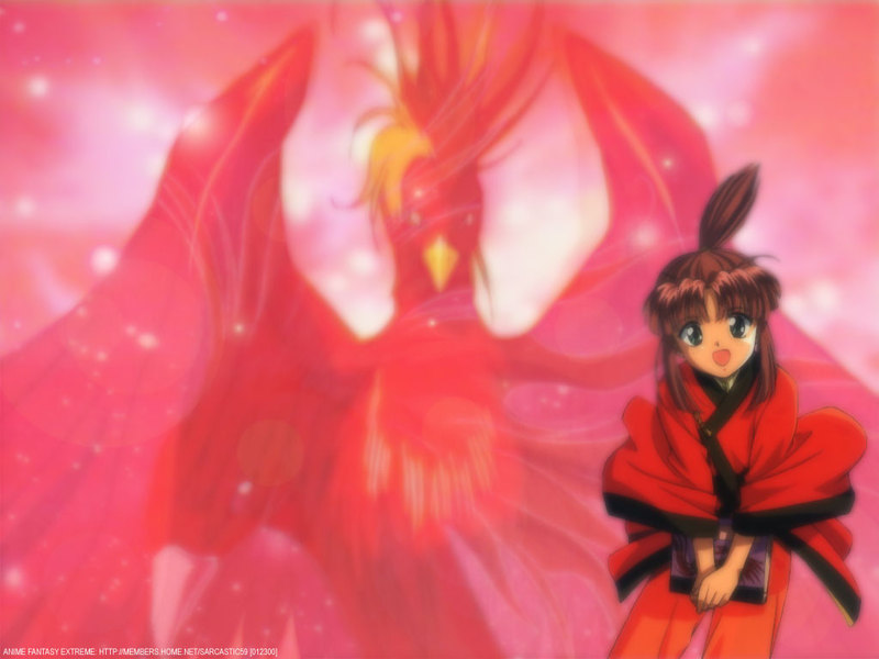 Fushigi Yuugi Anime Wallpaper # 10