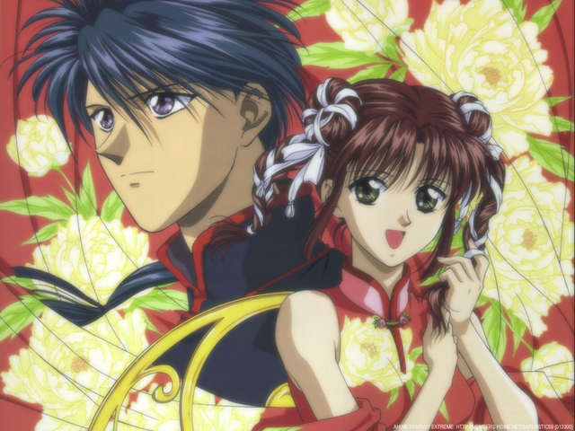Fushigi Yuugi Anime Wallpaper #13