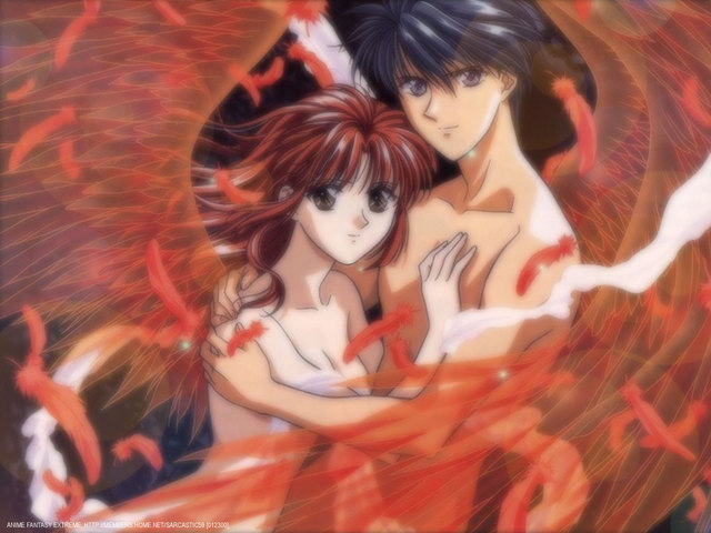 Fushigi Yuugi Anime Wallpaper #14