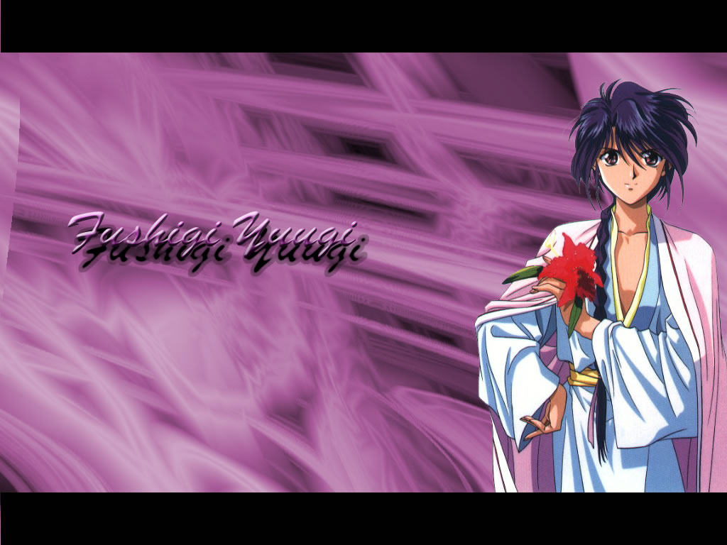 Fushigi Yuugi Anime Wallpaper # 1