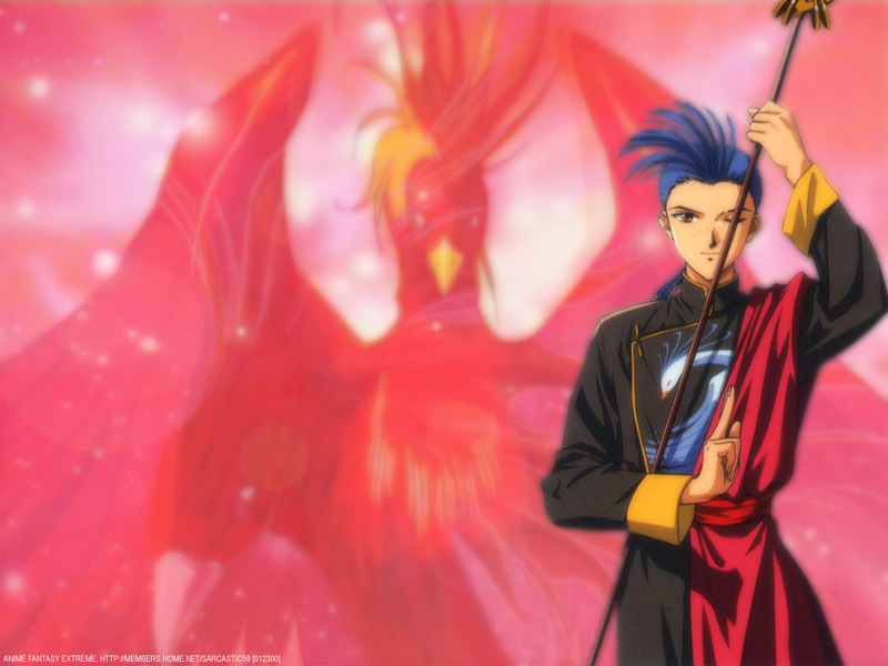 Fushigi Yuugi Anime Wallpaper # 7