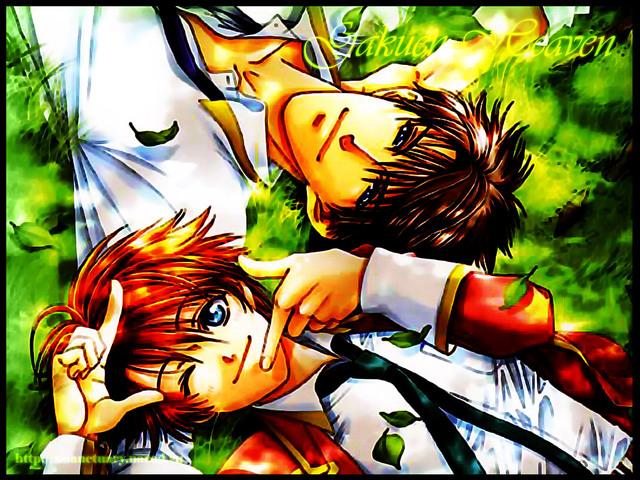 Gakuen Heaven Anime Wallpaper #1
