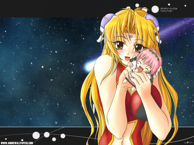 Galaxy Angel Anime Wallpaper #4