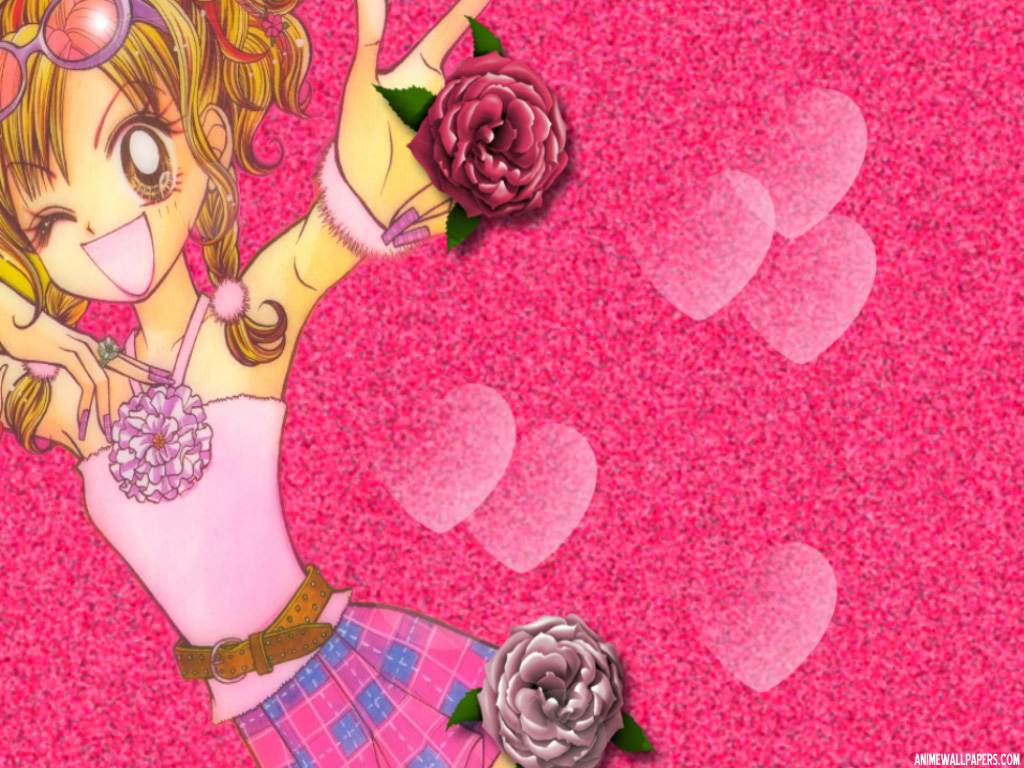 Gals! Anime Wallpaper # 1