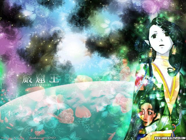 Gankutsuou Anime Wallpaper #1
