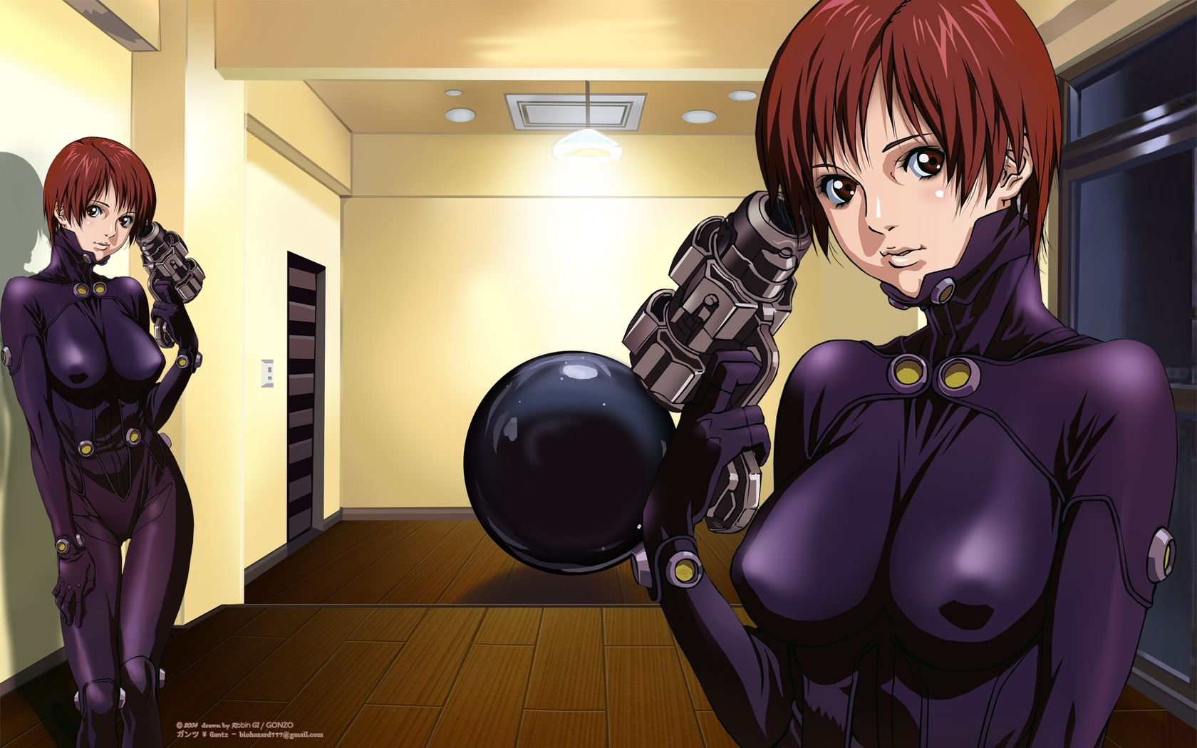 Gantz Anime Wallpaper # 5