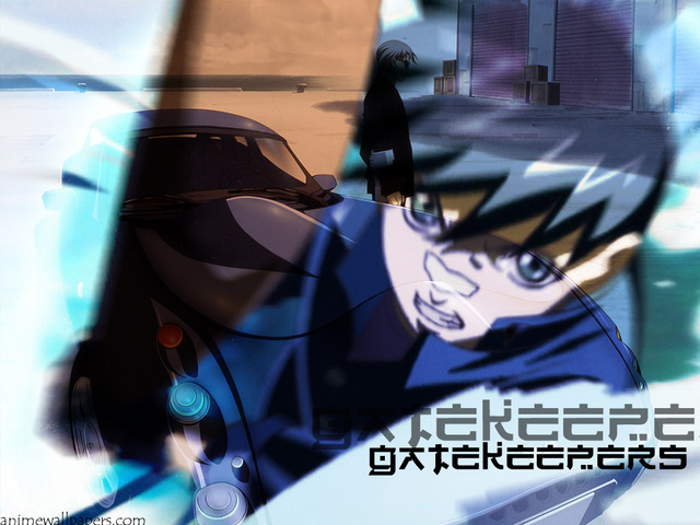 Gate Keepers Anime Wallpaper #4