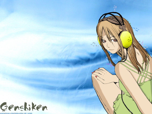 Genshiken Anime Wallpaper #1