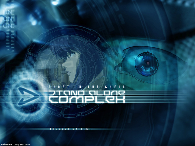 Ghost in the Shell Anime Wallpaper #10