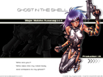 Ghost in the Shell Anime Wallpaper # 11