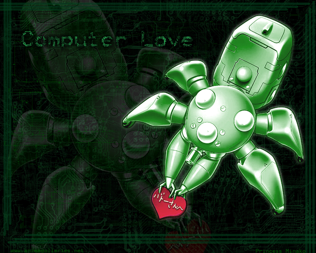 Ghost in the Shell Anime Wallpaper #15