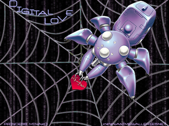 Ghost in the Shell Anime Wallpaper #16