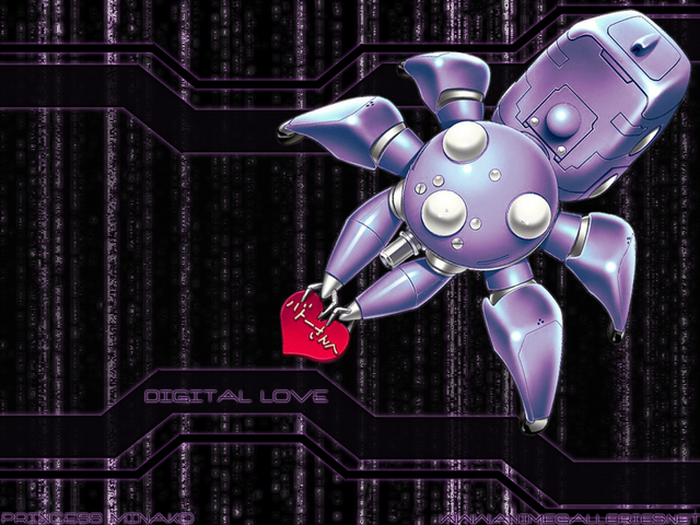 Ghost in the Shell Anime Wallpaper #17
