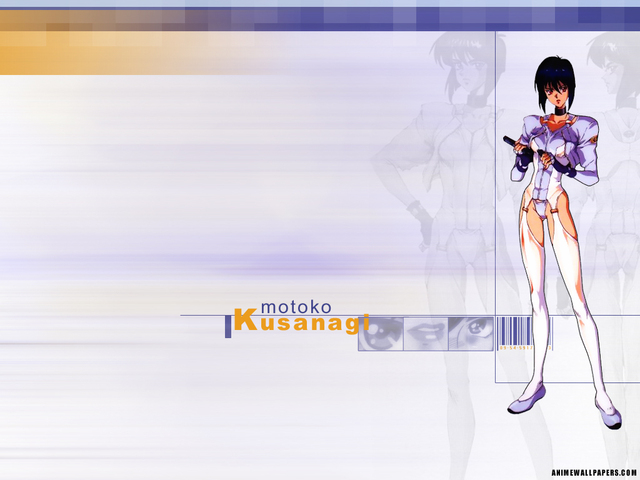 Ghost in the Shell Anime Wallpaper #2