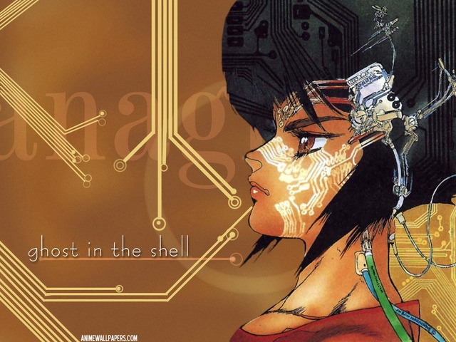 Ghost in the Shell Anime Wallpaper #4