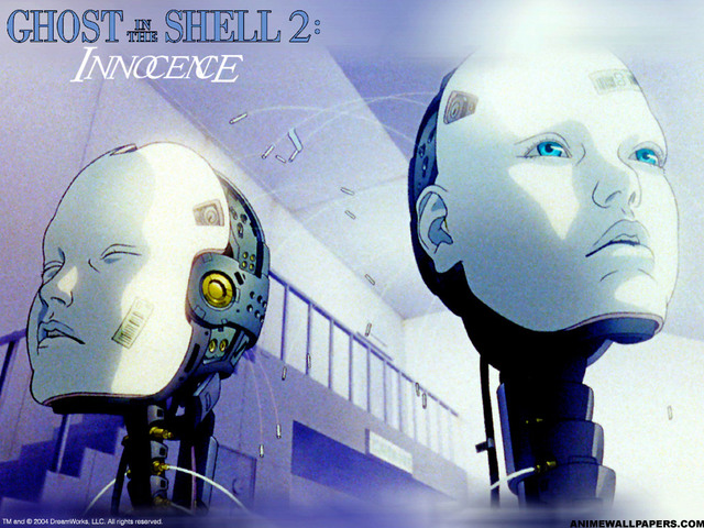 Ghost in the Shell: Innocence Anime Wallpaper #1