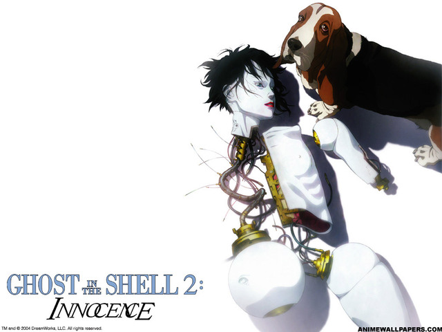 Ghost in the Shell: Innocence Anime Wallpaper #3