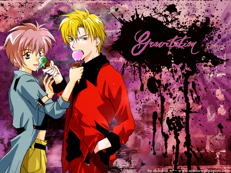 Gravitation Anime Wallpaper # 11