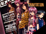 Gravitation Anime Wallpaper # 2