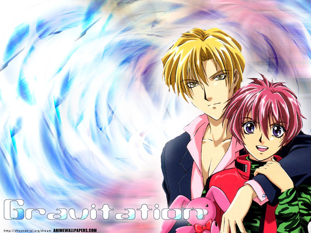 Gravitation Anime Wallpaper #3