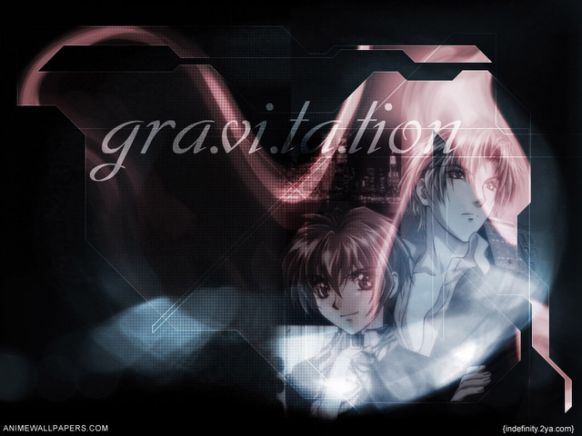 Gravitation Anime Wallpaper #4