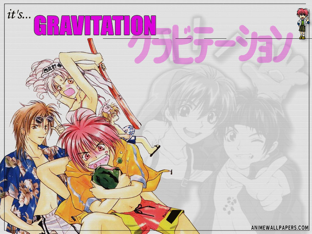 Gravitation Anime Wallpaper #6