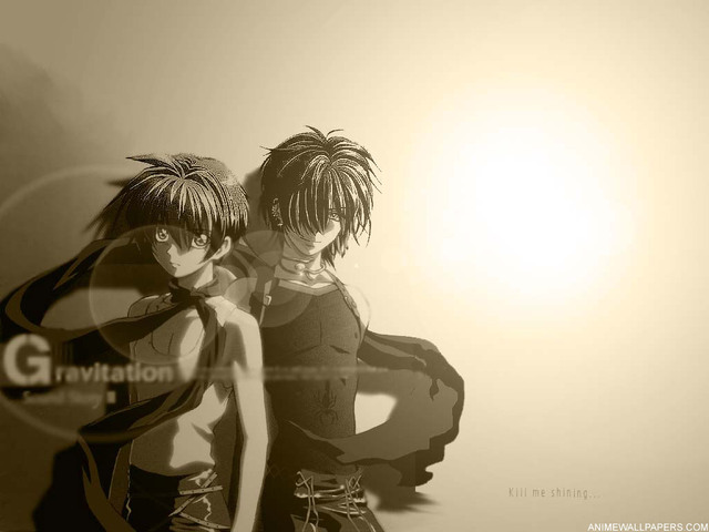 Gravitation Anime Wallpaper #7