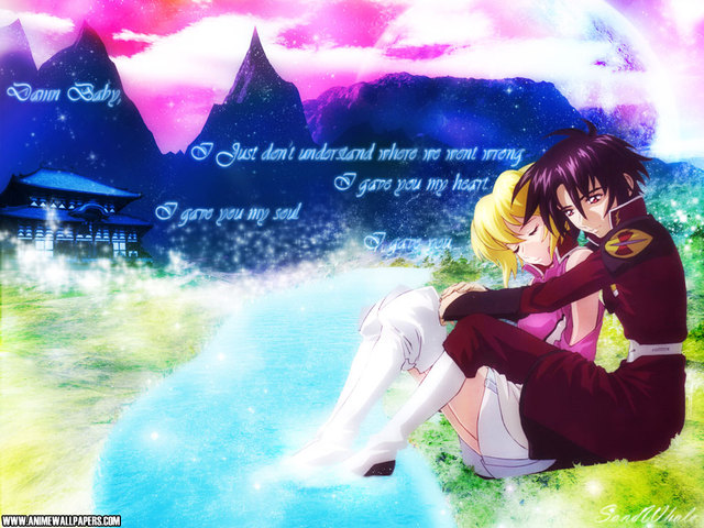 Gundam Seed Destiny Anime Wallpaper #2
