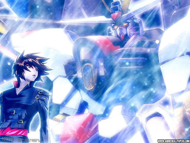 Gundam Seed Destiny Anime Wallpaper # 4