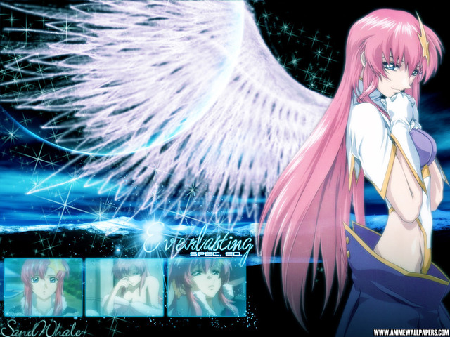 Gundam Seed Destiny Anime Wallpaper #6