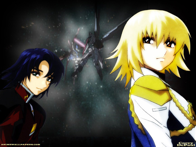 Gundam Seed Destiny Anime Wallpaper #9