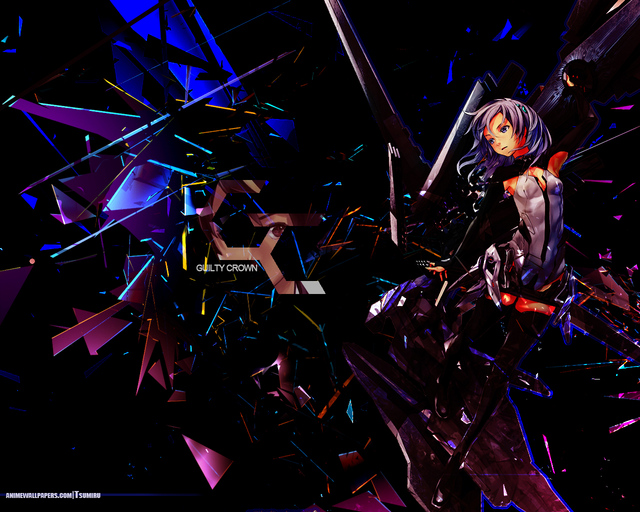 Guilty Crown Anime Wallpaper #1