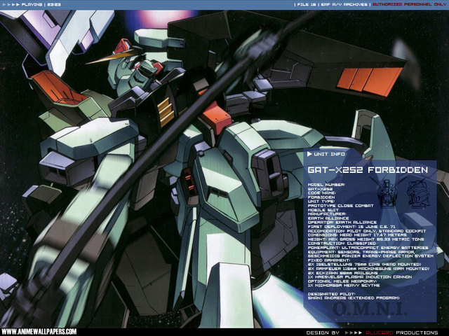 Gundam Anime Wallpaper #1